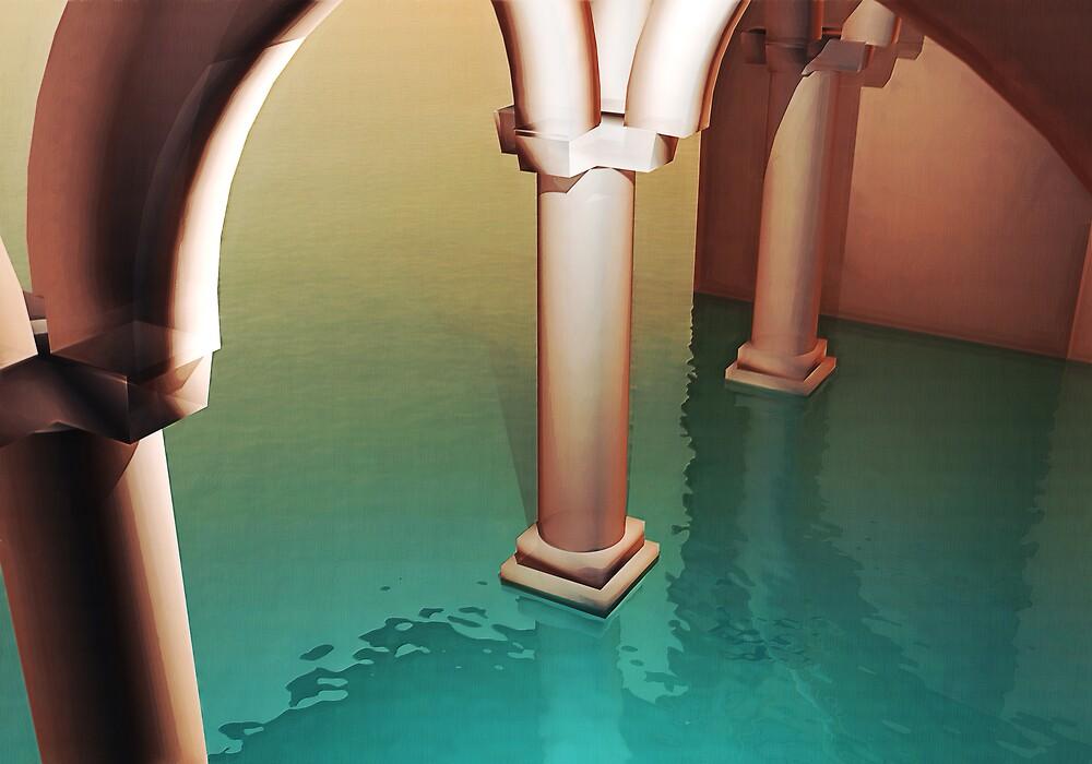 Tiers, Idol Tiers by Howard K.  Shyne