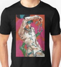 rohan at the louvre Unisex T-Shirt
