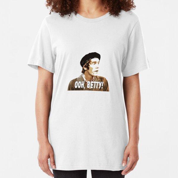 Ooh Betty! Slim Fit T-Shirt