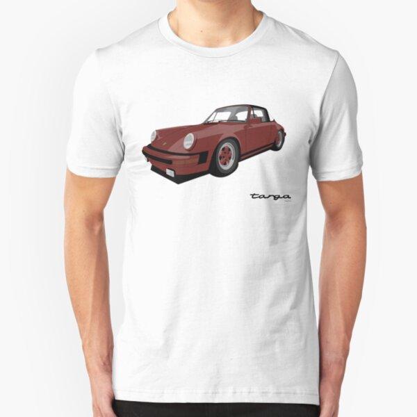 Porsche 911 Targa Slim Fit T-Shirt
