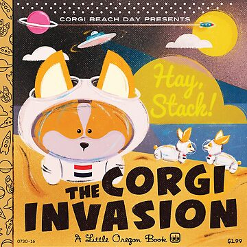 4th Annual Corgi Beach Day  by PortlandCorgi