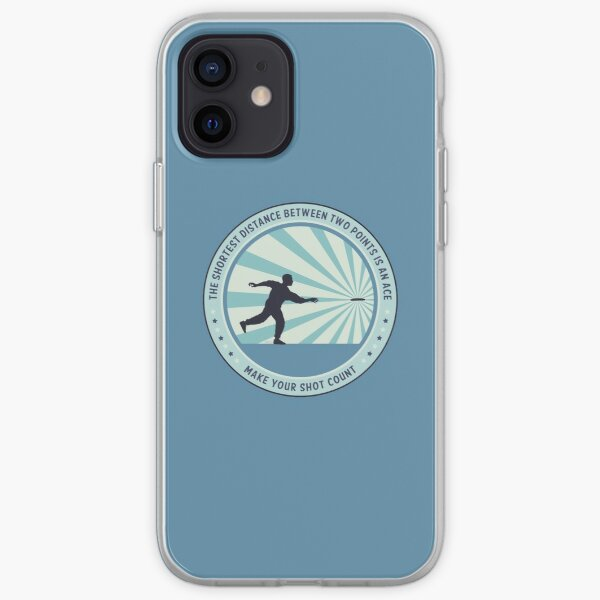 Make Your Shot Count iPhone Soft Case