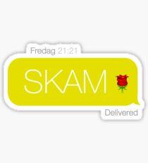 SKAM text bubble 2 Sticker