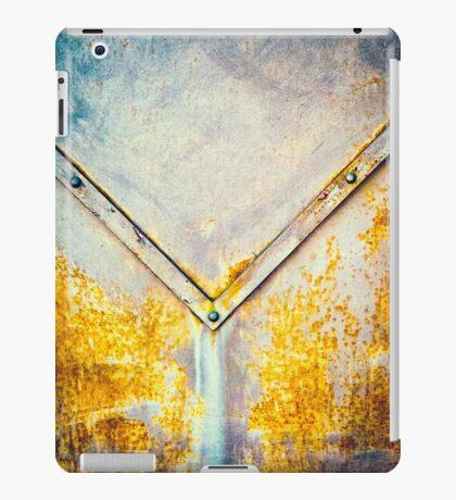 Iron gate detail iPad Case/Skin