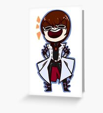 Seto Kaiba 3 Greeting Card