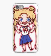 Sailor Moon 3 iPhone Case/Skin