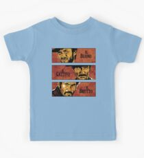 The Good, the Bad, and the Ugly Kids Tee