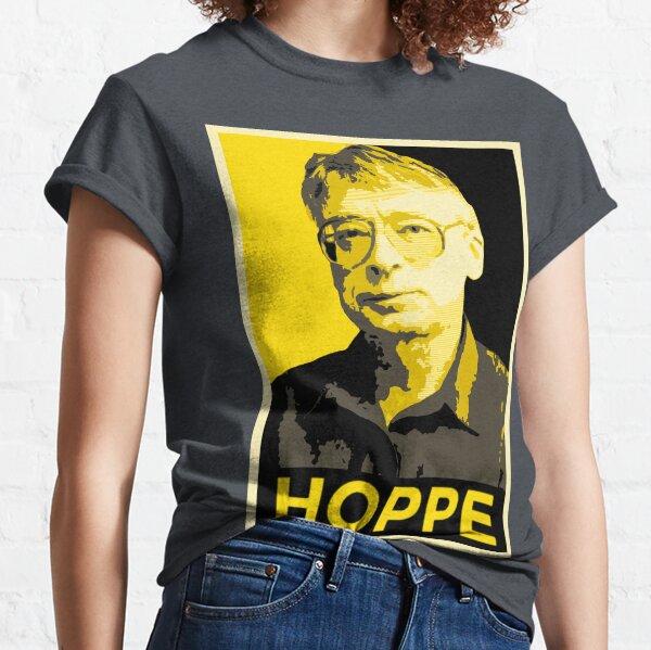 Hoppe AnCap Hope Graphic Classic T-Shirt