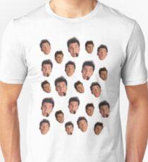 Kramer Heads Unisex T-Shirt