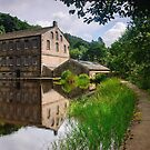 Gibson Mill by Stephen Liptrot