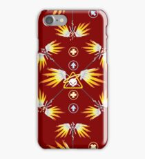 Mercy Inspired Print iPhone Case/Skin