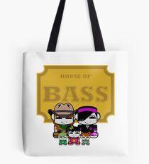 O'BABYBOT: House of Bass Family Tote Bag