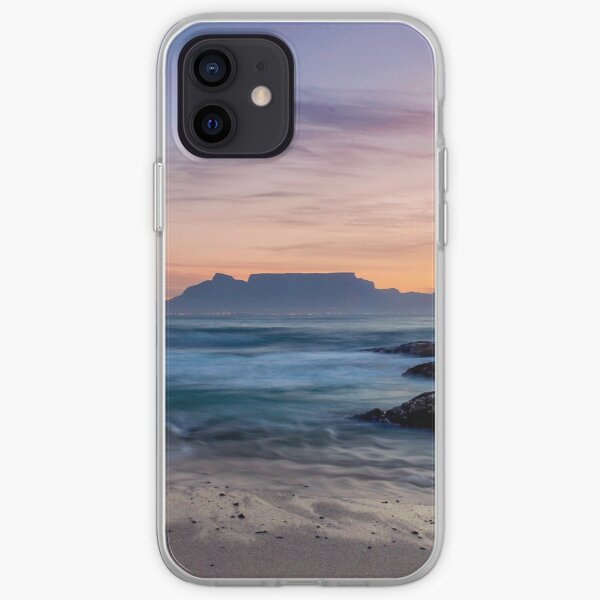 The Blue Mountain iPhone Soft Case