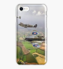Spitfire sweep iPhone Case/Skin