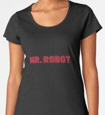 MR. ROBOT Women's Premium T-Shirt