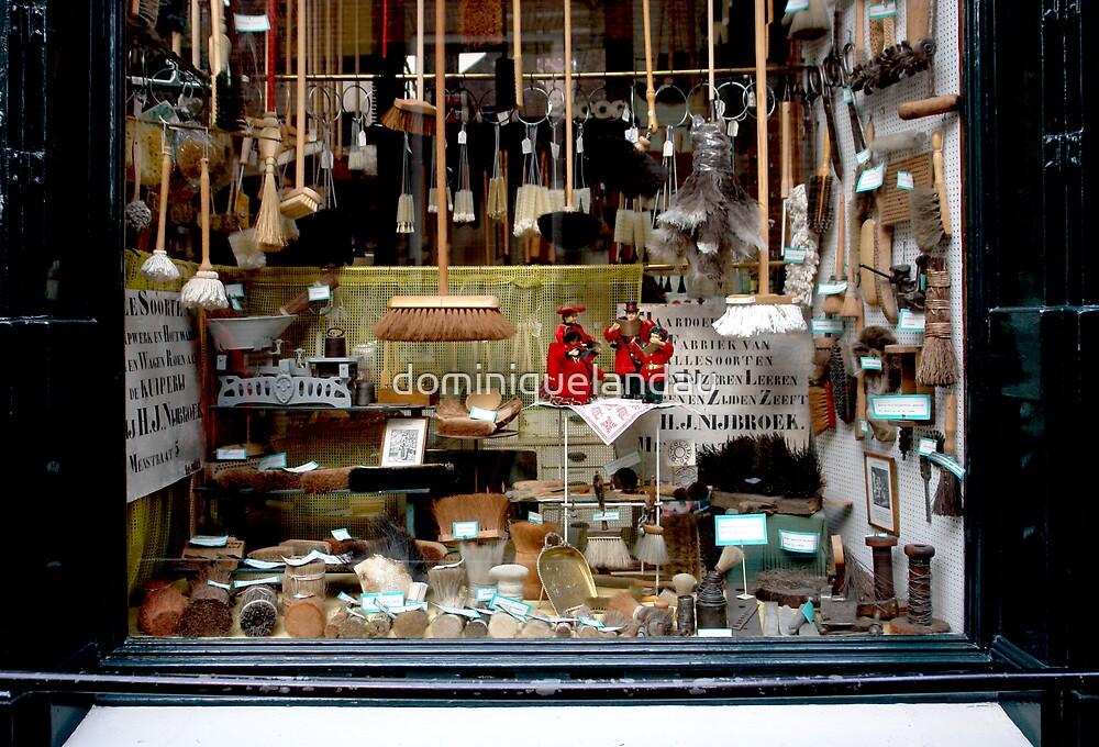 Traditional old dutch shop by dominiquelandau