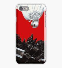 Berserk :Guts vs Griffth iPhone Case/Skin