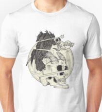Corbeau & démon. Unisex T-Shirt