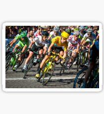 Wiggins Champs Elysées Sticker