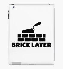 Brick layer iPad Case/Skin