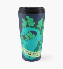 Believe in Yourself - Nessie Travel Mug