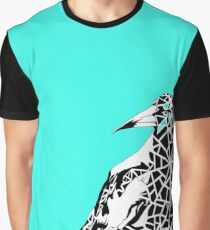 Minty Magpie Graphic T-Shirt