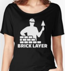 Brick layer Women's Relaxed Fit T-Shirt