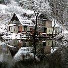 Winter House by Antanas
