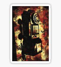 Casadaga Telephone Sticker