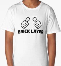 Brick layer Long T-Shirt