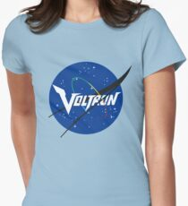 Nasatron Womens Fitted T-Shirt