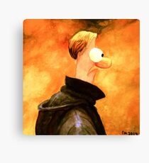 Mee (Low) Canvas Print