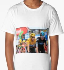 Bradley Wiggins Chris Froome Long T-Shirt