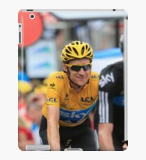 Bradley Wiggins Chris Froome iPad Case/Skin