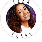 Liza Koshy  by voiddestiel
