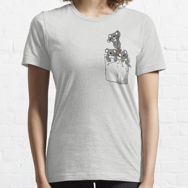 Pocket Koala Bears Essential T-Shirt
