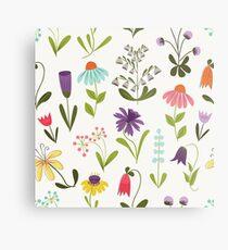 Fresh floral Metal Print