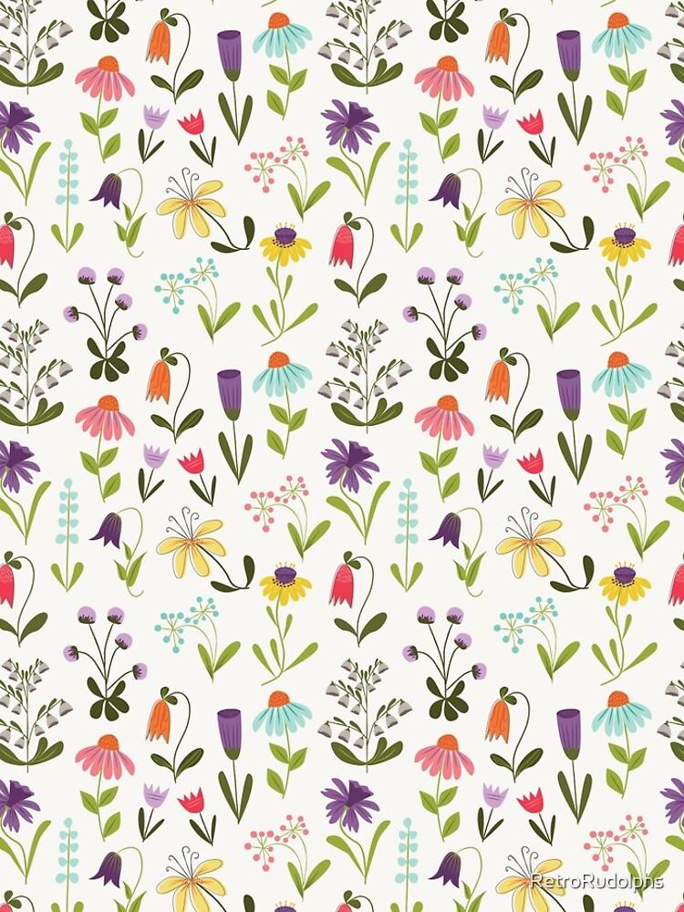 Fresh floral by RetroRudolphs