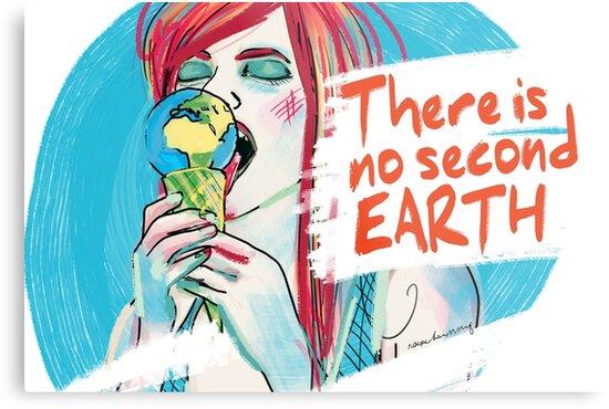 No second Earth von rauschsinnig