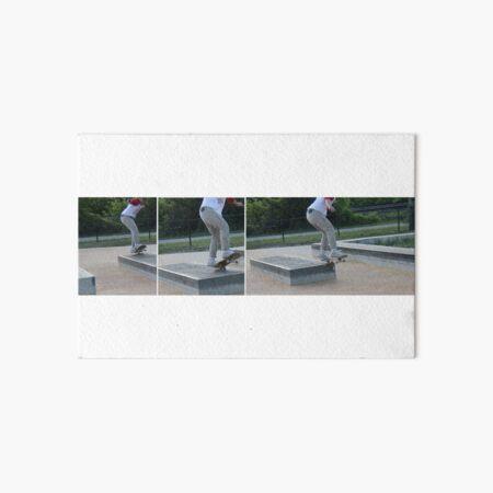 skater Art Board Print