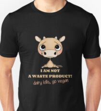VEGAN DAIRY CALVES TEE Unisex T-Shirt