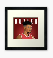 Jimmy Butler Framed Print
