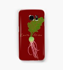 Earth Alien Watermelon Radish Samsung Galaxy Case/Skin