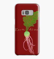 Earth Alien Watermelon Radish Samsung Galaxy Case/Skin