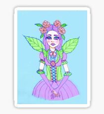rose pixie fairy 04/05/17 Sticker