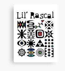 Lil' Rascal Canvas Print