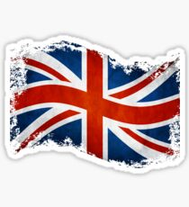 Royal Union Flag Sticker