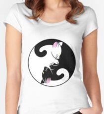 Camiseta entallada de cuello redondo Luna/Artemis #2