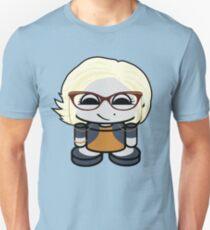Grandma Ole O'BABYBOT Toy Robot 1.0 Slim Fit T-Shirt