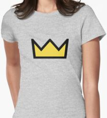 Riverdale - Bughead, Betty Cooper Crown  Womens Fitted T-Shirt
